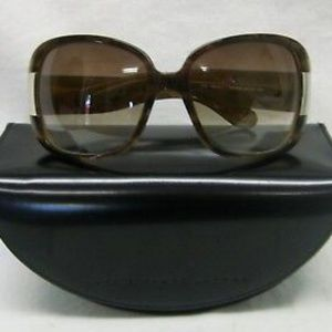 Marc By Marc Jacobs Tortoise Oversized Sunglasses